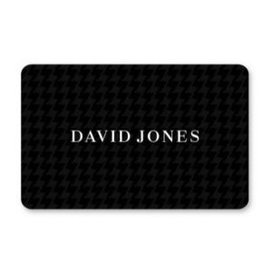 David Jones Physical Gift Card